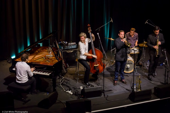 Kyle Eastwood Band 2015